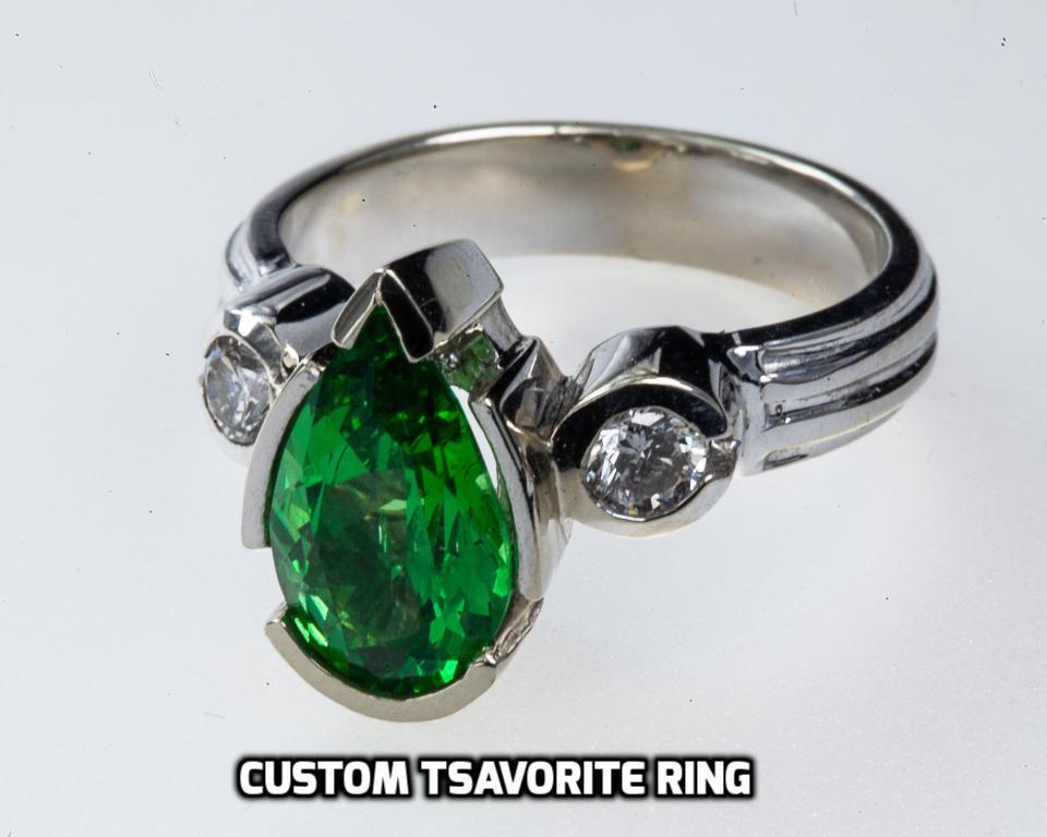 Gemstone to Custom Jewelry Just for You | Western Sage Studios